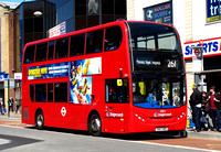 Route 261, Stagecoach London 10184, SN63NBD, Bromley