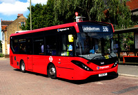 Route 336, Stagecoach London 36615, YX16OKT, Bromley