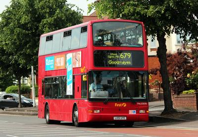 Route 679, First London, TNL33036, LK51UYE