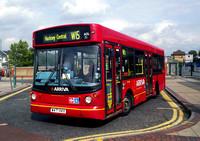 Route W15, Arriva London, ADL71, W471XKX, Leytonstone