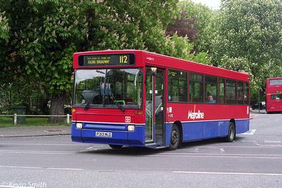 Route 112, Metroline, EDR37, P313MLD, Ealing Common