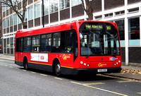 Route 360, Go Ahead London, ELS8, YU02GHO, Elephant & Castle