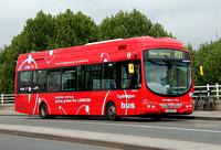 Route RV1, Tower Transit, WSH62993, LK60HPJ, Waterloo Bridge
