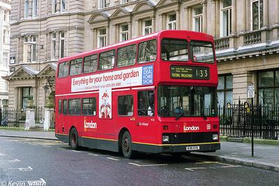 Route 133, London General, VC36, 836DYE, Finsbury Circus