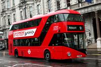Route 9, London United RATP, LT93, LTZ1093, Hyde Park Corner