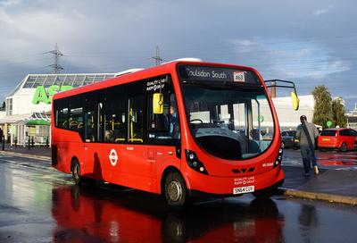 Route 463, Quality Line, WS20269, SN64CUV, Beddington