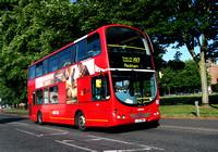 Route 197, Arriva London, DW5, LJ03MWV, Woodside Green