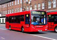 Route 62, Stagecoach London 36271, LX11AWG, Barking
