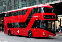 Route 8, Stagecoach London, LT245, LTZ1245, Tottenham Court Rd