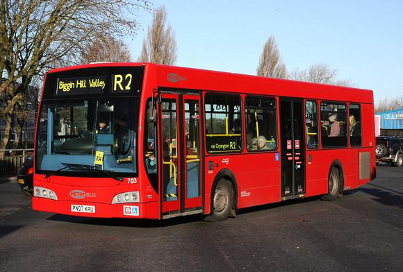 Metrobus London