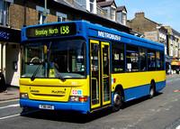 Route 138, Metrobus 381, Y381HKE, Bromley