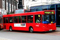 Route 455, Abellio London 8471, HX04HTY, Croydon