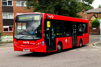 Route W14, First London, DM44266, YX61FZJ, South Woodford