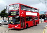 Route 330, East London ELBG 17252, X252NNO, Canning Town