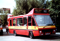 Route 982: Brent Park - Brent Cross [Withdrawn]