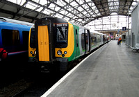 London Midland, 350119, Liverpool Lime Street