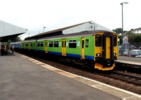 London Midland, 150214, Stourbridge Junction