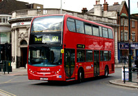 Route 102, Arriva London, T4, LJ08CVV, Golders Green