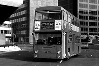 Route 168A, London Transport, DM994, GHV994N, County Hall