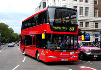 Route 30, East London ELBG 15098, LX09FYT, Marble Arch