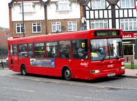 Route 152, Abellio London 8438, RX51FGN, Mitcham