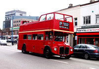 Route 29B, London Transport, RM644, WLT644, Potters Bar