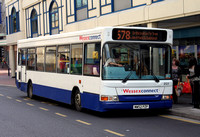 Route 678, Wessex Connect 2501, MW52PZP, Bristol