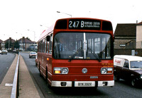 Route 247B: Romford Station - Ongar [Withdrawn]