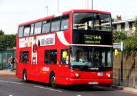 Route 144, Arriva London, DLA20, S220JUA, Edmonton
