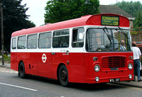 Route 128, London Transport, BL49, WYL137, Rickmansworth