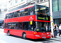 Route 15, East London ELBG 15027, LX58CFY, The Strand