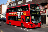 Route 427, First London, VN37867, BV10WVP, Uxbridge
