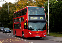 Route 179, First London, DN33507, LK08FKZ, Chingford