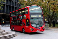 Route 476, First London, VN37809, LK59FDY, Euston