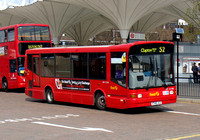 Route S2, First London, DM41746, X746JLO, Stratford