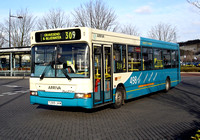 Route 309, Arriva Kent Thameside 3289, T289JKM, Bluewater