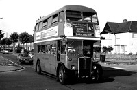 Route 62, London Transport, RT2541, LYF190, Barking