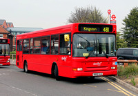 Route 481, Abellio London 8449, RD02BJU, West Middlesex Hospital