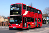 Route 34, Arriva London, DLA359, LJ03MKD, Walthamstow