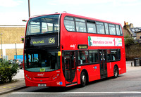 Route 156, Abellio London 9496, LJ09OLK, Wimbledon