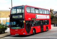 Route 156, Abellio London 9496, LJ09OLK, Wimbledon