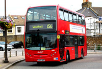 Route 156, Abellio London 9489, LJ09OKZ, Wimbledon