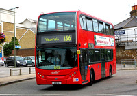 Route 156, Abellio London 9492, LJ09OLC, Wimbledon