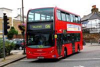 Route 156, Abellio London 9497, LJ09OLM, Wimbledon