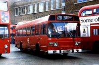Route 12B, London Transport, LS233, THX233S, Peckham
