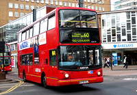 Route 60, Arriva London, DLA178, W378VGJ, Croydon