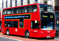 Route C2, Abellio London 9534, SN12ABZ, Victoria