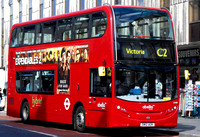 Route C2, Abellio London 2440, SN12AUH, Victoria