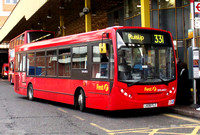 Route 331, First London, DML44021, LK08FLZ, Uxbridge