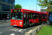 Route 201, East Thames Buses, LDP102, S102EGK, Mitcham